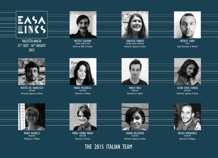 Team 2015 MALTA pic